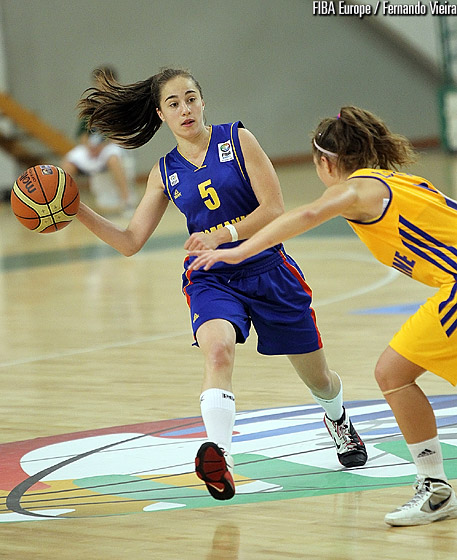 5. Beatrice Peter (Romania)